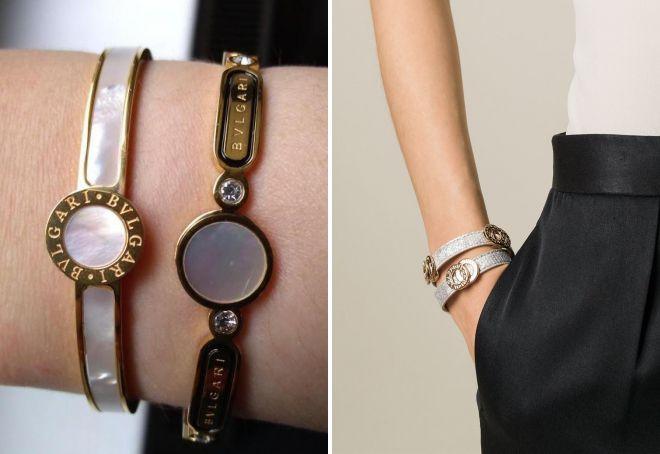 модные брендовые браслеты