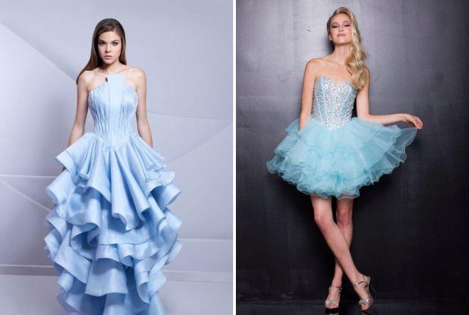 модные платья с корсетом