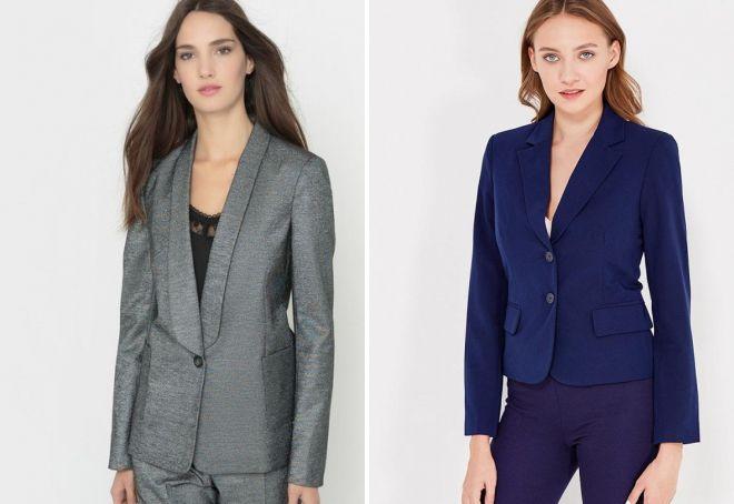 блейзер и пиджак разница