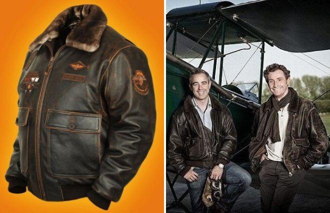 американские куртки пилот