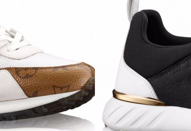 обувь louis vuitton