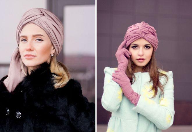 coiffe turban