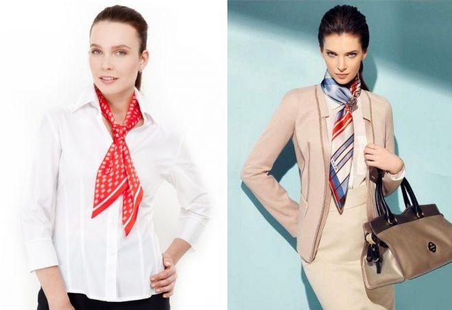 شلوار کراوات زنان