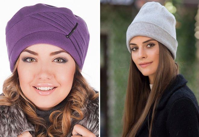 hvilke hatter er i vintermote 2018-2019
