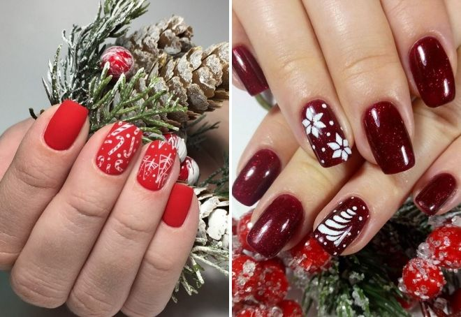 Warna Tahun Baru untuk manicure 2019