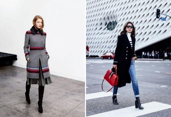 أنماط الموضة معطف 2018 2019