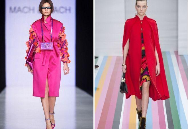 Qué abrigos están de moda 2018 2019