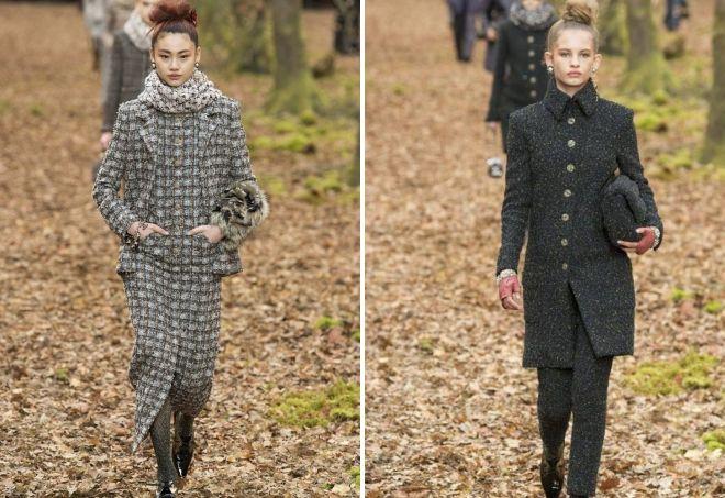 Chanel coat 2018 2019