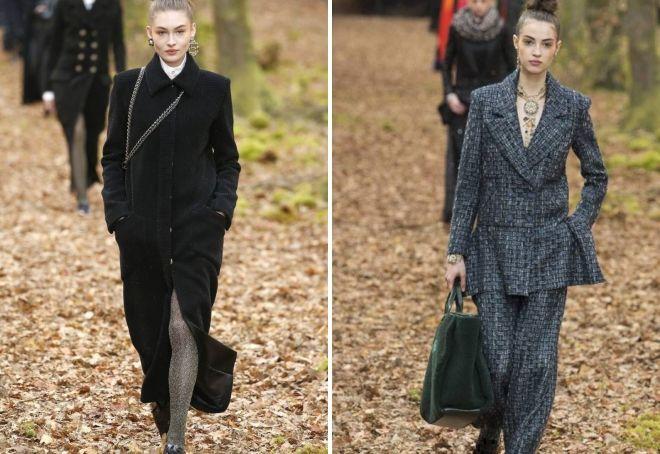 Chanel coat 2019