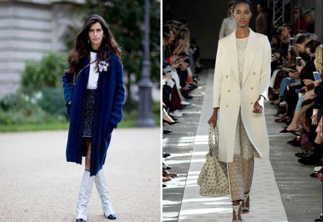 اتجاهات الموضة معطف 2019 المرأة