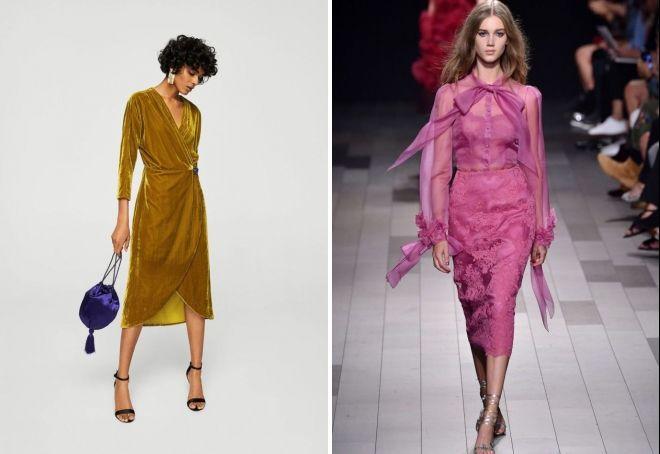 kjole til nytår 2019 tendenser