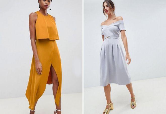 бојата на фустанот за новата година 2019