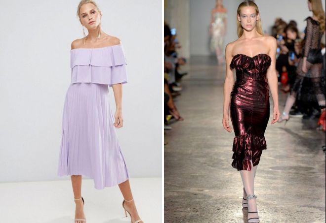 како да изберете фустан за новата година 2019