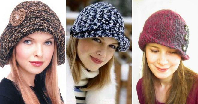 Hat dengan selendang langsing