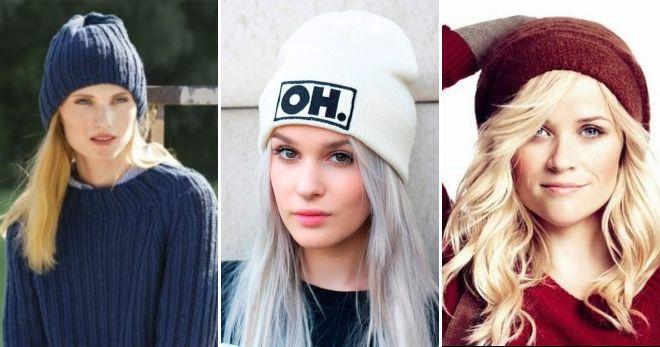 Til hvem hatten går med et lapel-firkantet ansigt