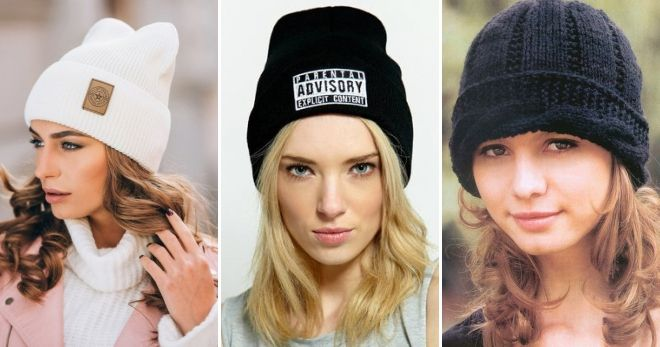 Kas yra skrybėlė su atlapo garbanotais plaukais