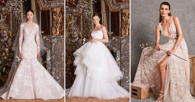 Bridal Collection 2019 Moniqur Lhuillier