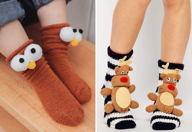 morsomme varme sokker