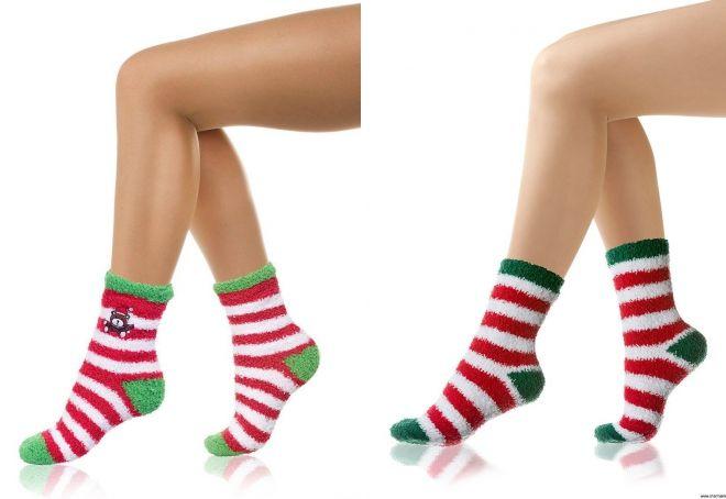 varme jule sokker