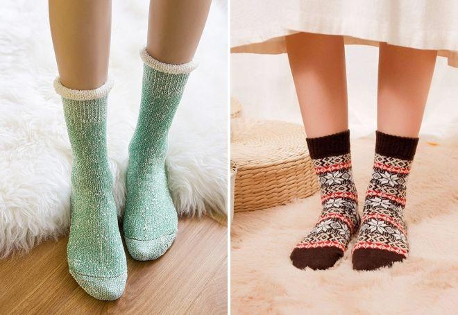 varmeste sokker
