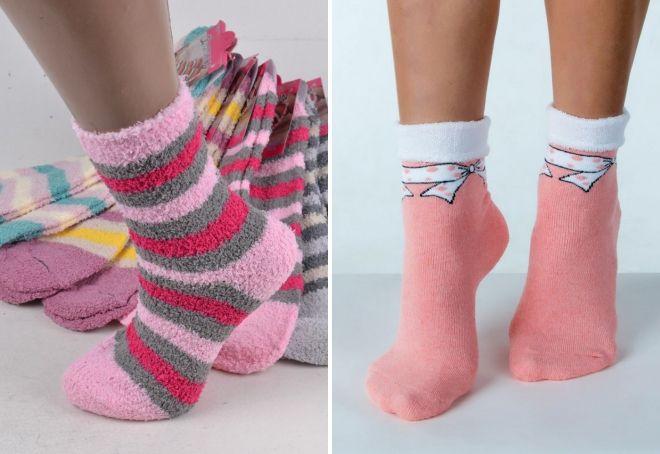 varme terry sokker