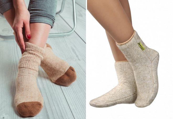 hvilke sokker er de varmeste for vinteren