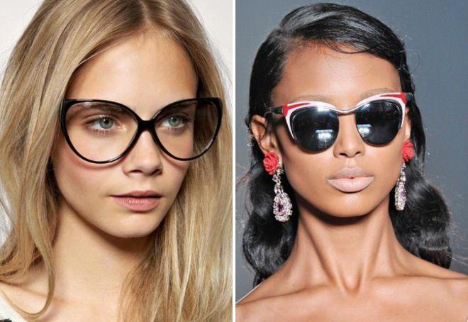 Tendances des lunettes de soleil 2018