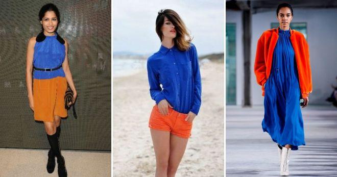 6211eb2915a38 Синий цвет в одежде – в верхней, деловой, вечерней, спортивной ...