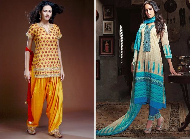 Восточные наряды для женщин