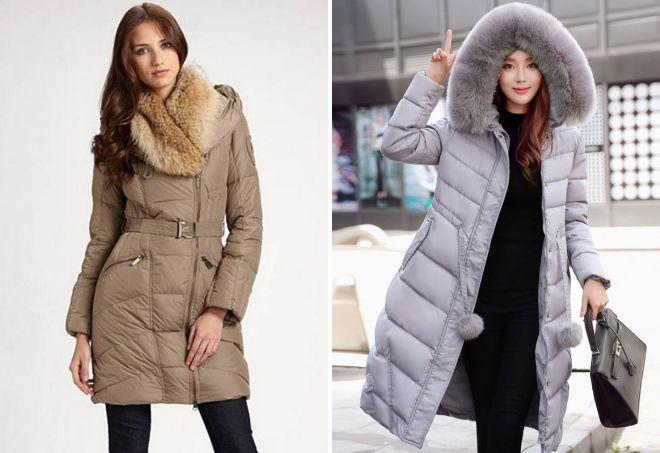 085c0bd6c3d8 Модные женские длинные куртки – джинсовые и кожаные, бомберы и парки