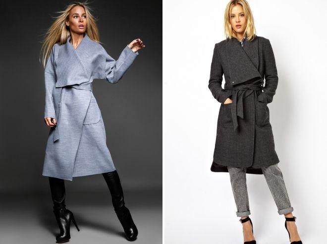 женские легкие осенние пальто