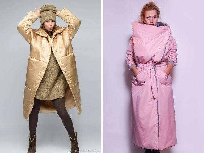 легкое пальто одеяло