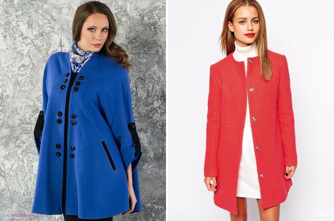 женские легкие пальто