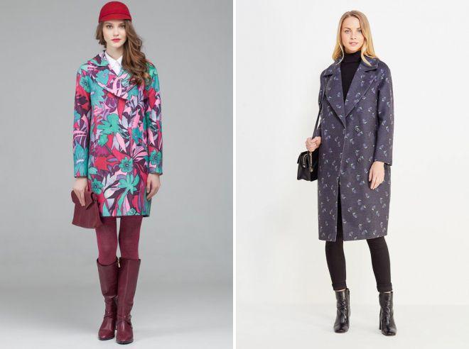 легкое пальто 2018