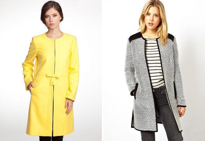 легкие пальто для женщин