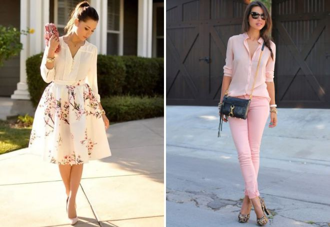 женские летние стильные блузки