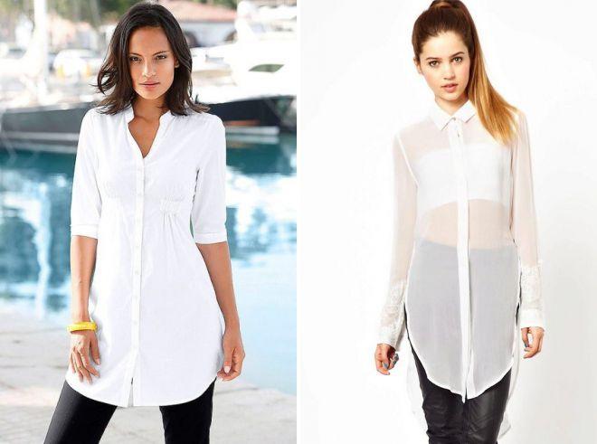 стильные фасоны блузок