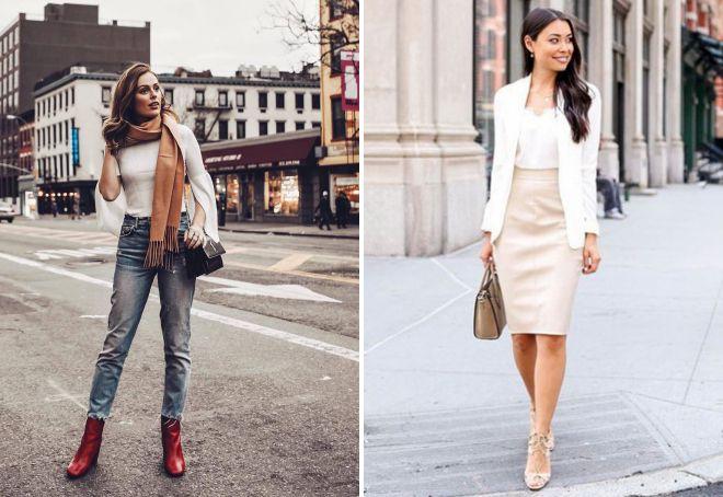 Женская мода Женственная мода Модная одежда