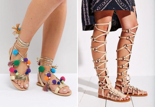 chaussures d'été 2018 sandales