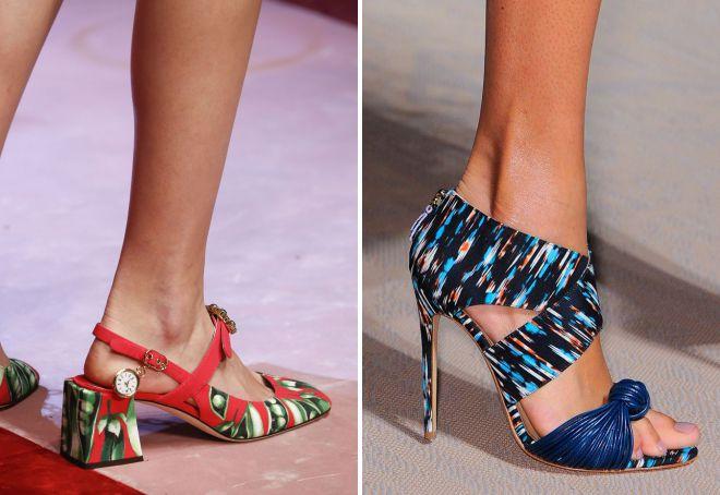 nouvelles chaussures d'été 2018