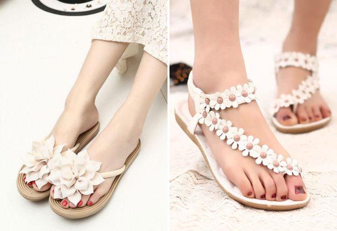 chaussures femme pour l'été 2018