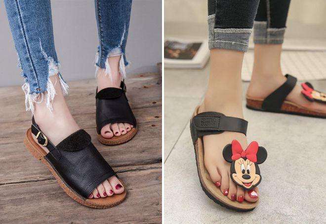 chaussures d'été pour femmes 2018