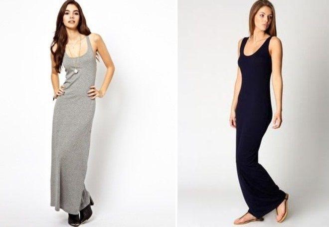 b410af24aec Модное платье майка. платье майка из трикотажа