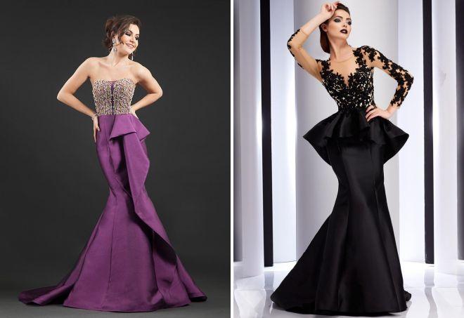 4211e0f18ef платье рыбка с баской платье силуэт рыбка ...