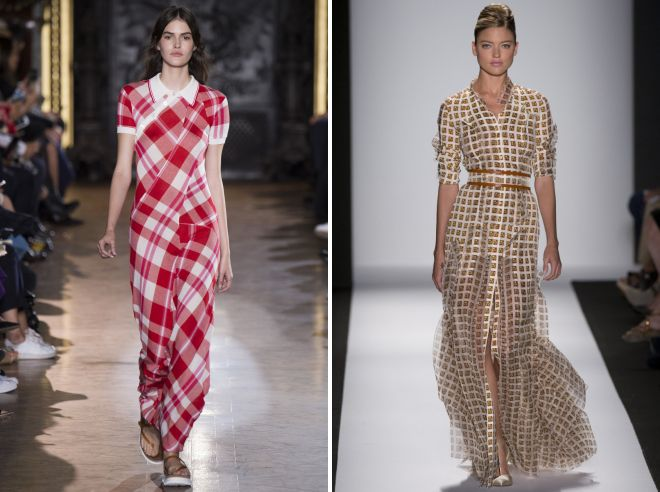 7c3d2e174d46 Φόρεμα σε ένα κλουβί - τα πιο μοντέρνα στυλ και τι να φορέσετε