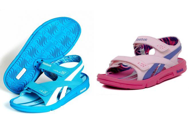 женские спортивные сандалии рибок