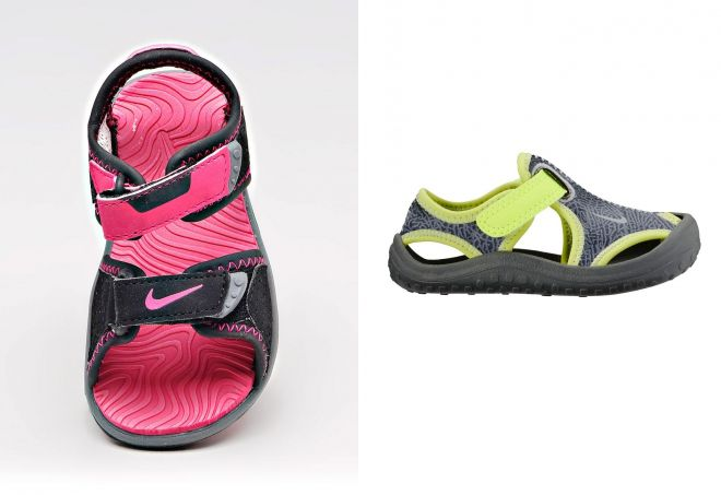 спортивные сандалии найк