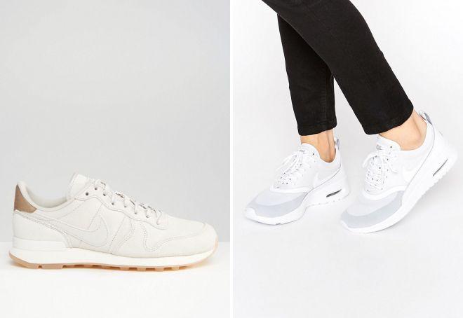 женские кроссовки для бега найк