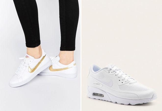 спортивная обувь найк