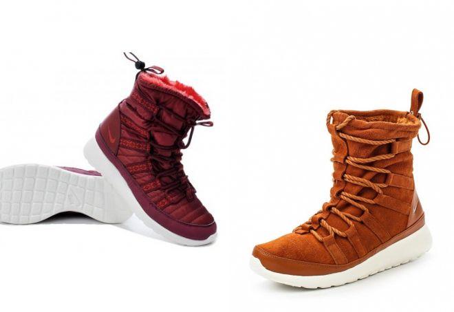 обувь найк для женщин
